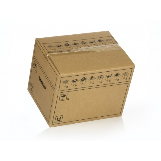 Caja de mudanza modelo...